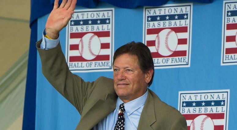 Carlton Fisk MLB Hall of Fame