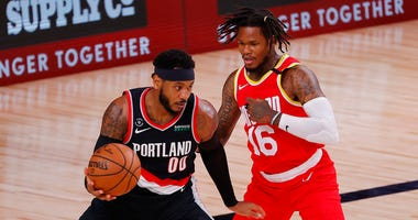 Carmelo Anthony Portland