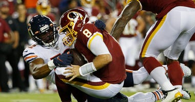 Case Keenum Redskins