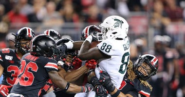 Ohio State Michigan State Chase Young
