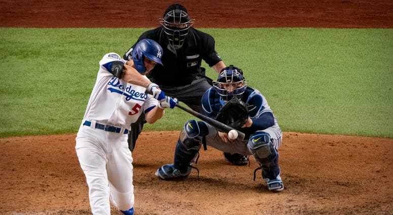 Corey Seager Dodgers