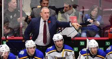 Craig Berube Blues