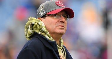 Redskins Dan Snyder