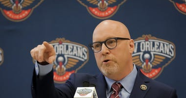 David Griffin New Orleans Pelicans
