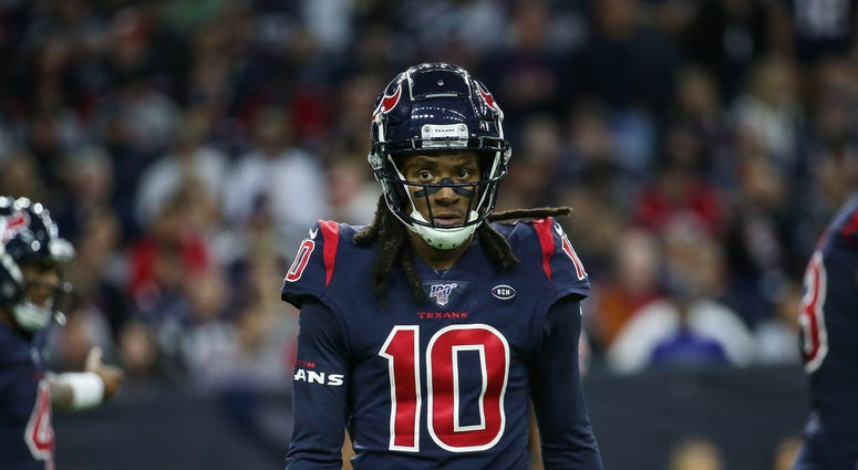 DeAndre Hopkins Texans Cardinals