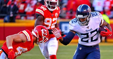 Tennessee Titans Derrick Henry