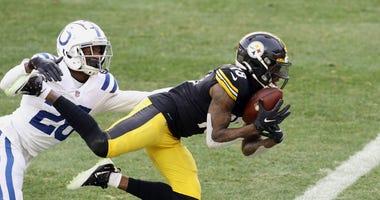 Diontae Johnson Steelers