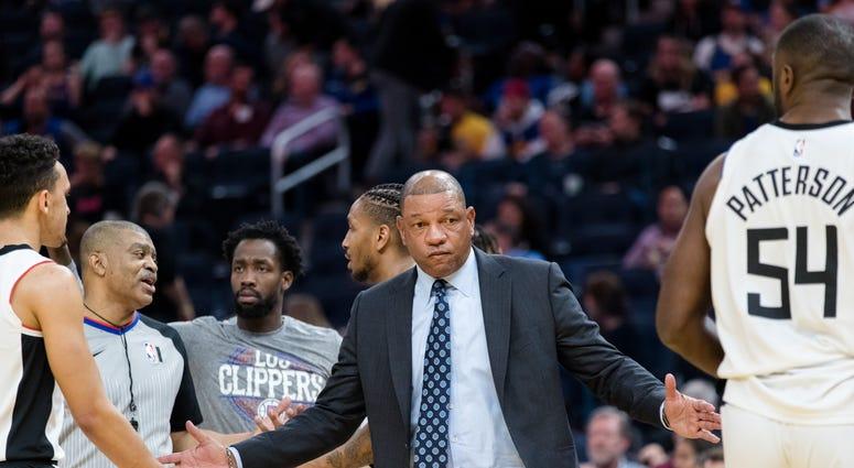 Doc Rivers NBA