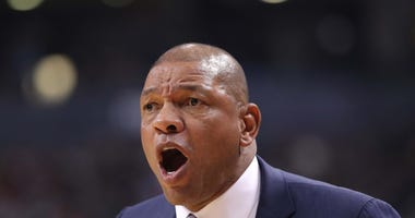Doc Rivers Los Angeles Clippers NBA