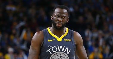 Draymond Green Golden State Warriors NBA