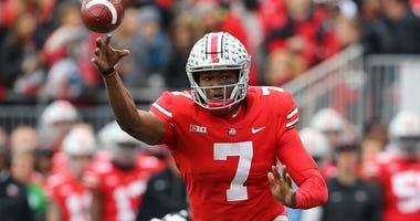 Dwayne Haskins Ohio State Michigan