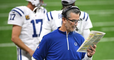 Frank Reich Colts