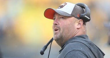 Freddie Kitchens Cleveland Browns