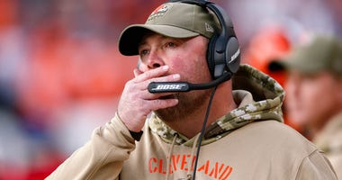 Freddie Kitchens Browns