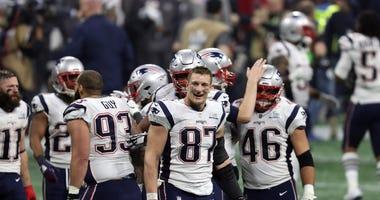 Rob Gronkowski Super Bowl