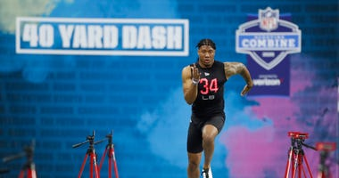 Isaiah Simmons NFL Combine