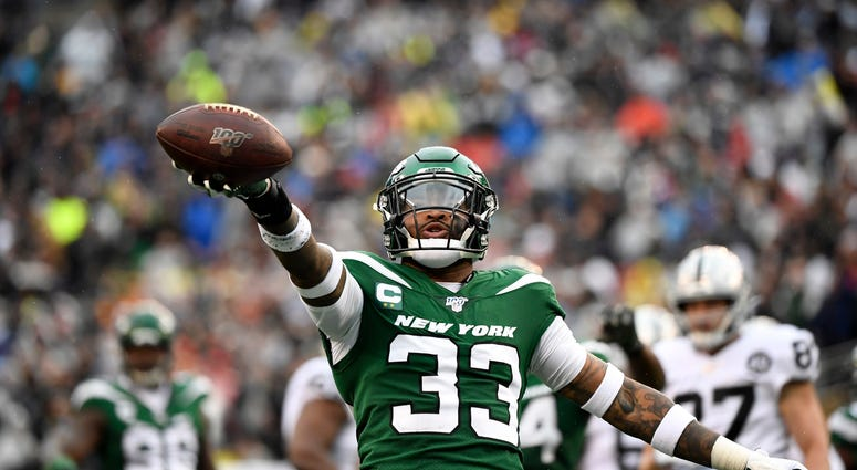 Jamal Adams Jets