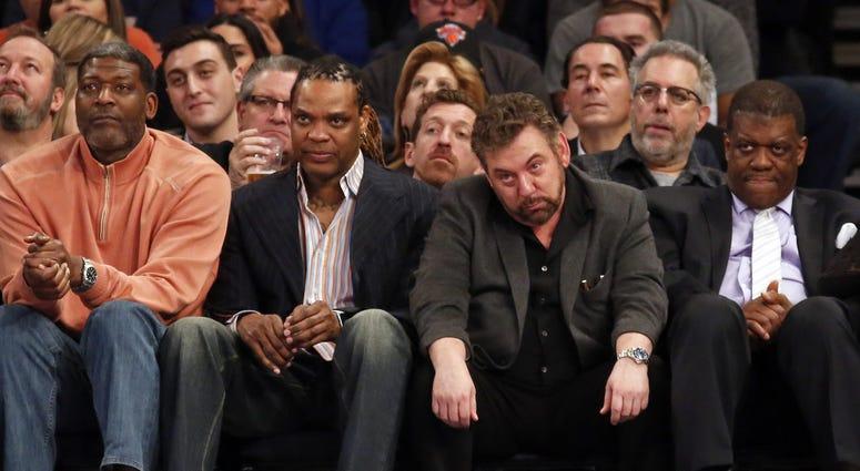 James Dolan New York Knicks