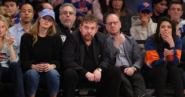 Jim Dolan New York Knicks