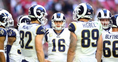 Jared Goff Rams