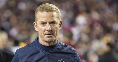 Jason Garrett Dallas Cowboys Head Coach