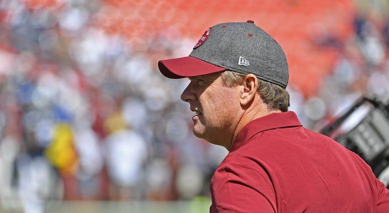 Jay Gruden Redskins