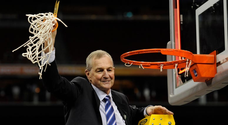 Jim Calhoun Connecticut