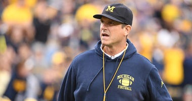 Michigan Jim Harbaugh