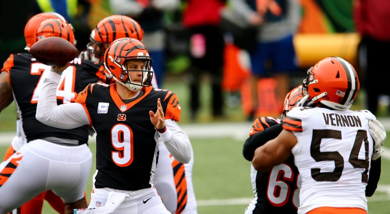 Joe Burrow Bengals