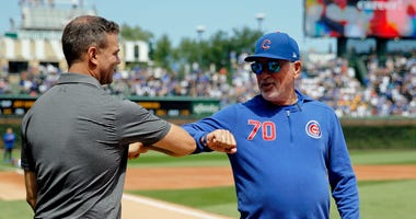 Joe Maddon Cubs