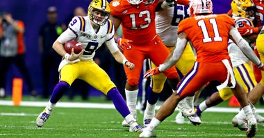 LSU Joe Burrow