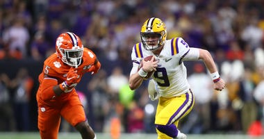 Joe Burrow LSU