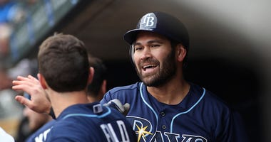 Johnny Damon Rays