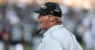 Jon Gruden Raiders