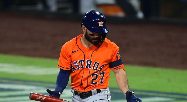 Jose Altuve Astros