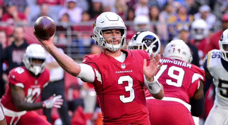 Josh Rosen Arizona Cardinals