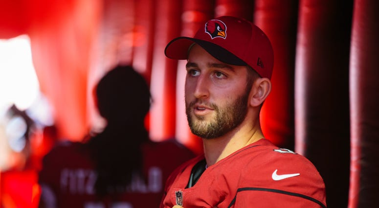 Josh Rosen Arizona Cardinals
