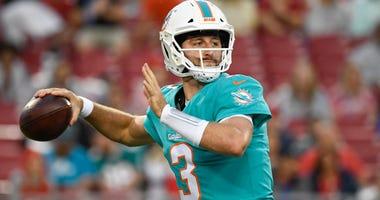 Josh Rosen Dolphins