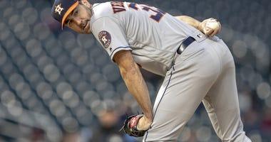 Justin Verlander Astros