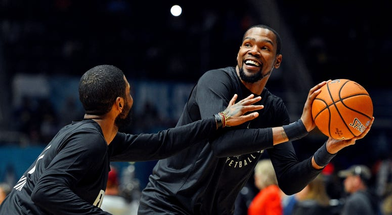 Kevin Durant All-Star Game
