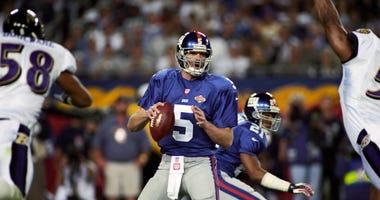 Kerry Collins Super Bowl Giants