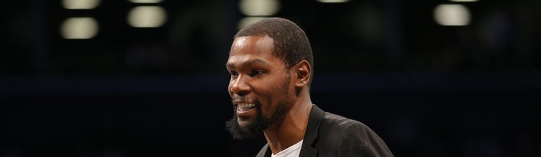 Kevin Durant NBA Nets