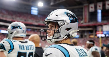 Kyle Allen Carolina Panthers