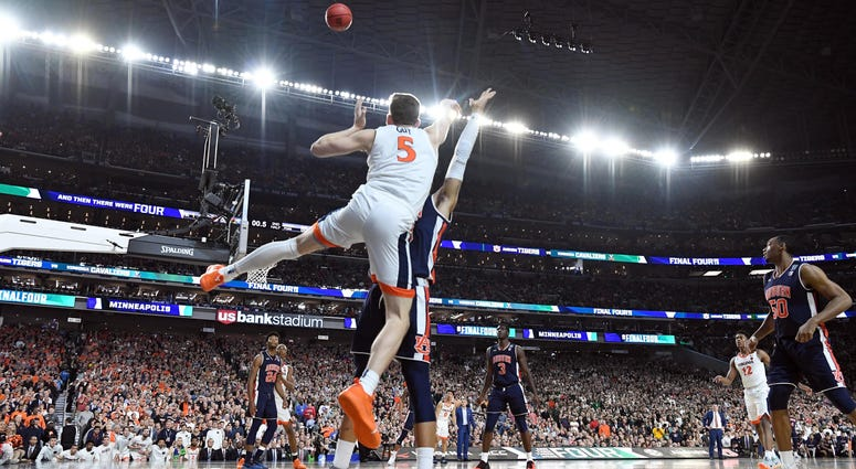 Kyle Guy Virginia Auburn Final Four