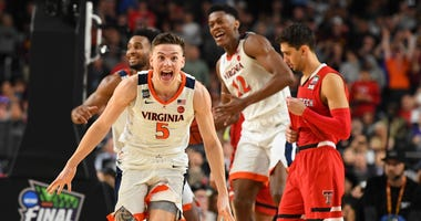 Kyle Guy Virginia Final Four