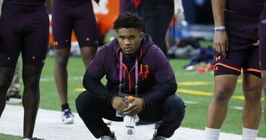 Kyler Murray NFL Combine Indianapolis