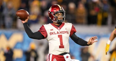 Kyler Murray Oklahoma Sooners Heisman Trophy West Virginia