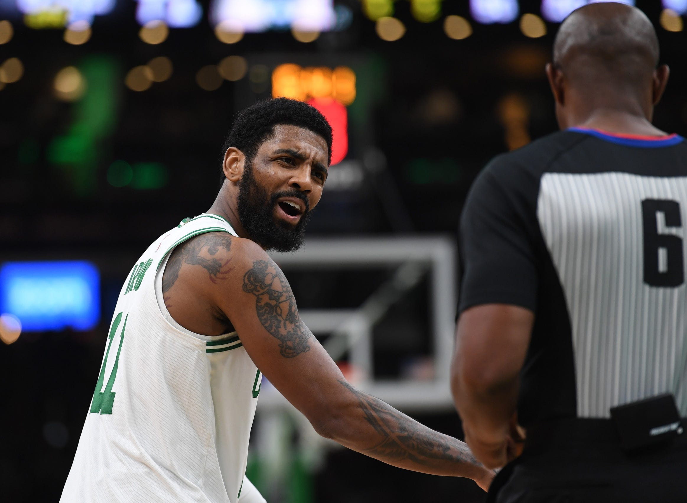 Boston Celtics Kyrie Irving A Very Complicated Guy Cbs Sports Radio