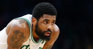 Kyrie Irving Boston Celtics Milwaukee Bucks