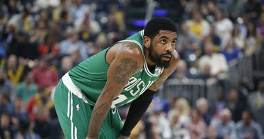 Kyrie Irving Boston Celtics NBA Playoffs